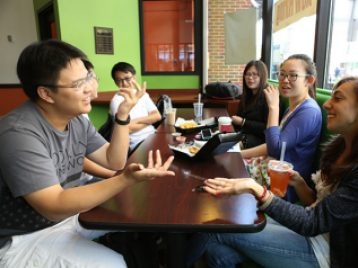 Chat Cafe: Casual Conversation Groups